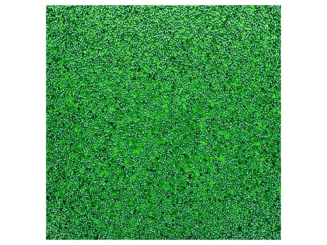 American Crafts 12 x 12 in. Tube Confetti Specialty Paper Emerald