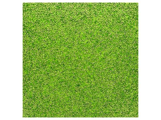 American Crafts 12 x 12 in. Tube Confetti Specialty Paper Grass