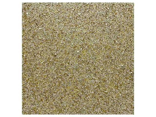 American Crafts 12 x 12 in. Tube Confetti Specialty Paper Gold