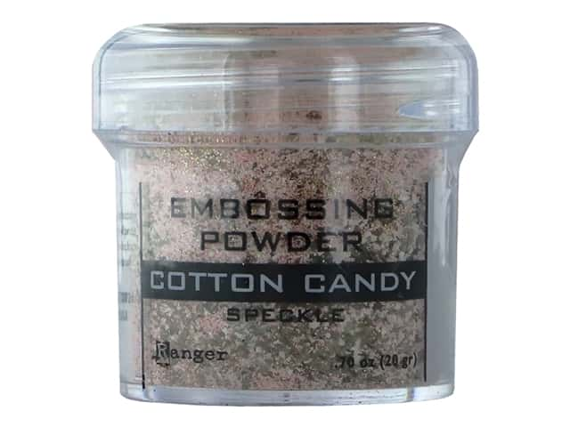 Ranger Embossing Powder .70 oz Speckle Cotton Candy