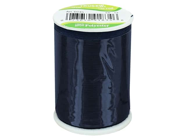 Coat Trusew Polyester Thread 150 yd. Navy