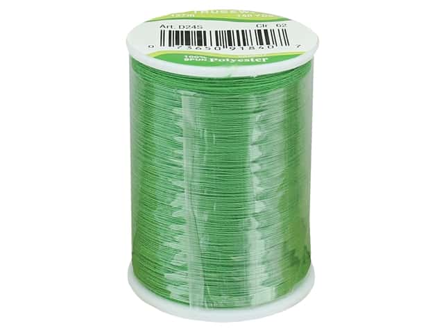 Coat Trusew Polyester Thread 150 yd. Emerald