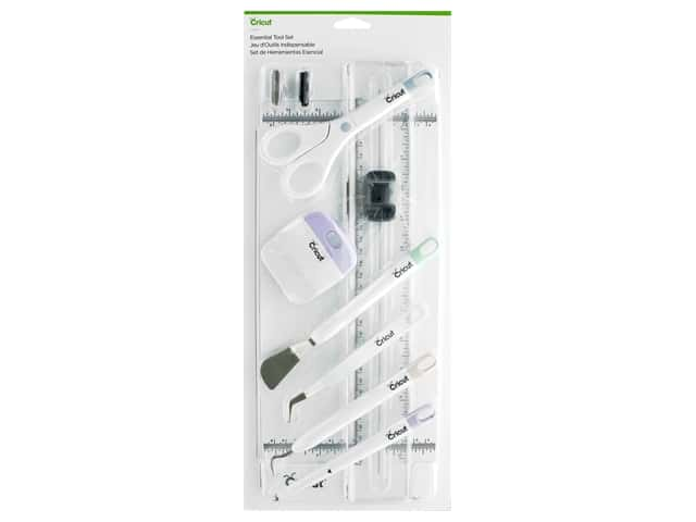 Cricut Essential Tool Set 7 pc.