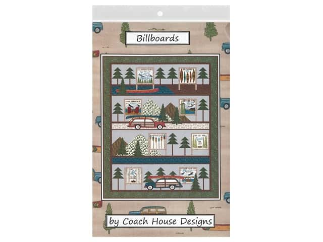 Coach House Designs Billboards Pattern