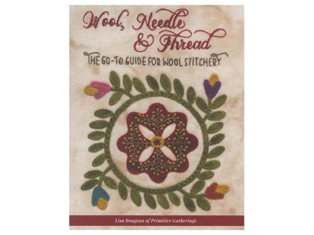 That Patchwork Place Wool, Needle & Thread Book