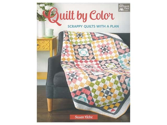That Patchwork Place Quilt By Color Book