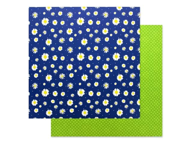 Photo Play 12 x 12 in. Paper Best Friends Daisies