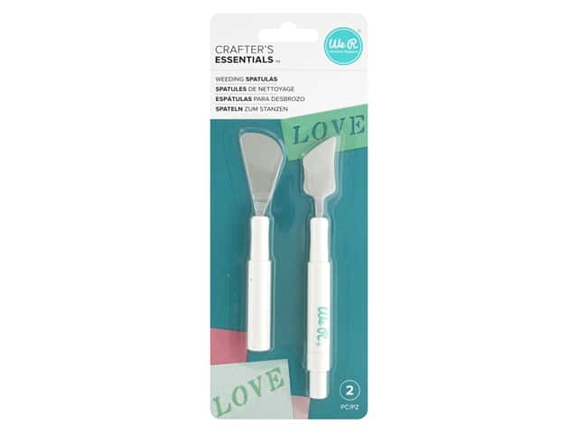 We R Memory Keepers Crafter's Essentials Weeding Spatulas