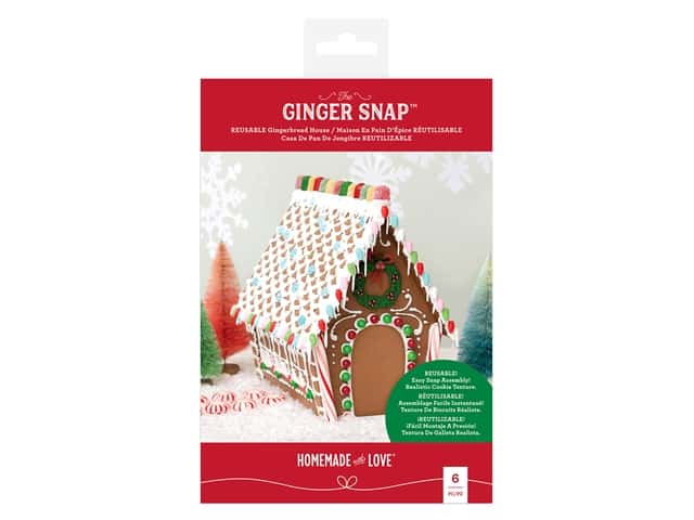 American Crafts Collection Homemade With Love The Ginger Snap