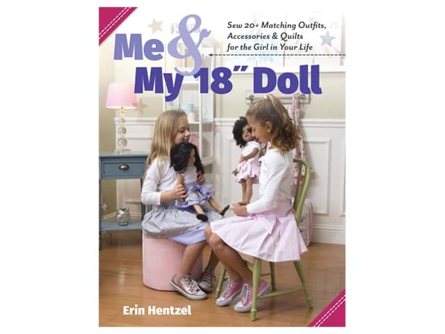C&T Publishing Me and My 18 in. Doll Book