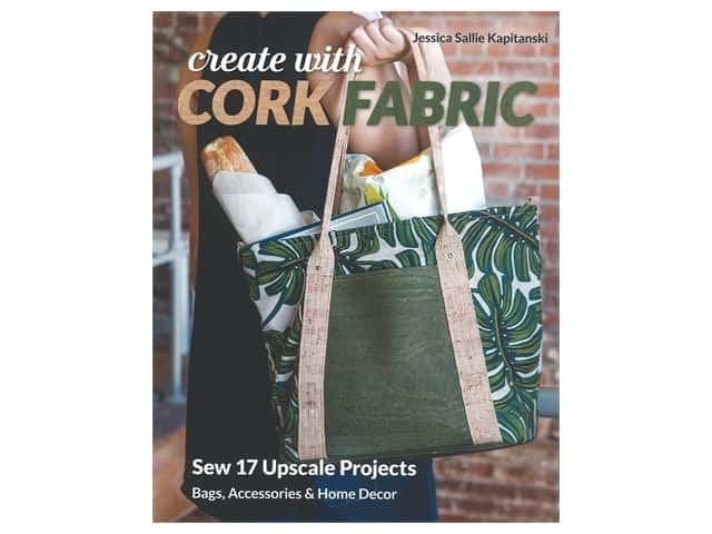 Stash By C&T Create With Cork Book