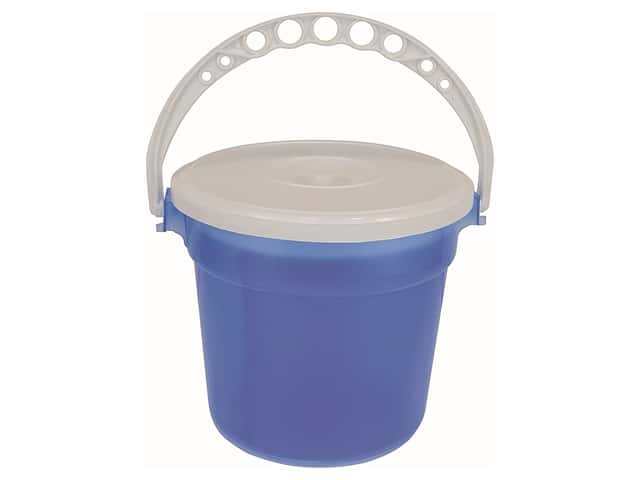 Art Advantage Deluxe Brush Bucket With Basins
