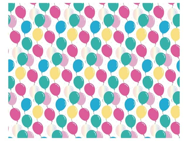 American Crafts Poster Board 22 x 28 in. Foil Birthday Balloon