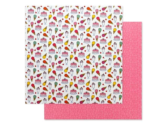Photo Play 12 x 12 in. Paper No Pun Intended Sweet Tooth