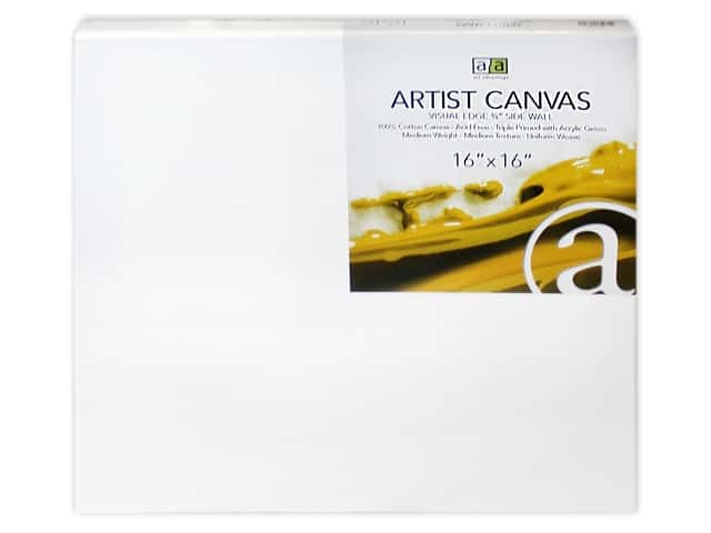 Art Advantage Artist Canvas 16 x 16 in.