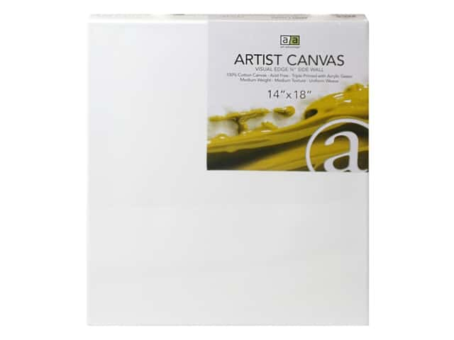 Art Advantage Artist Canvas 14 x 18 in.