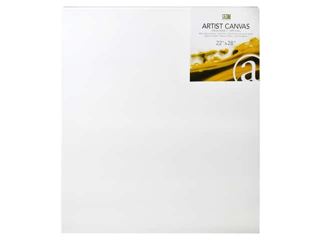 Art Advantage Artist Canvas 22 x 28 in.