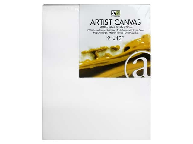 Art Advantage Artist Canvas 9 x 12 in.