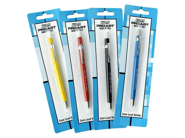 Pro Art Drafting Lead Holder 2 mm Assorted