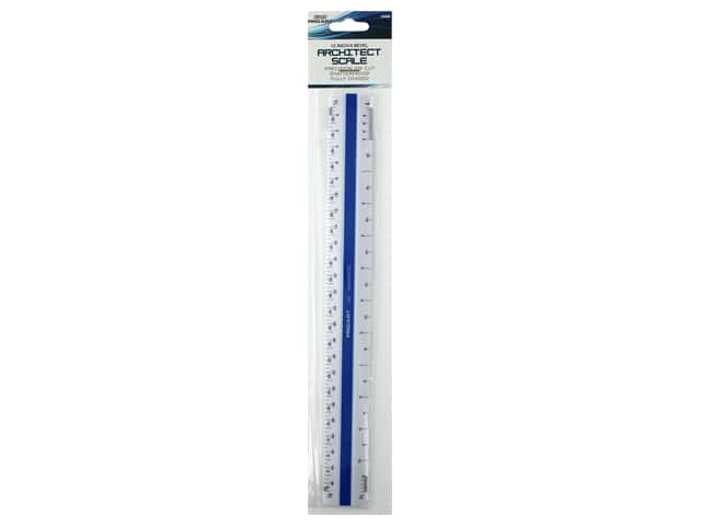 Pro Art Drafting 4 Bevel Scale Architect 12 in.