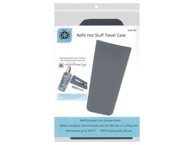 Around The Bobbin Hot Stuff Travel Case Silicone Refill