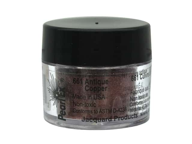 Jacquard Pearl-Ex Pigment 0.11 oz. Antique Copper