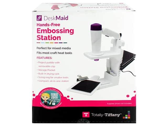 Totally Tiffany Embossing Station
