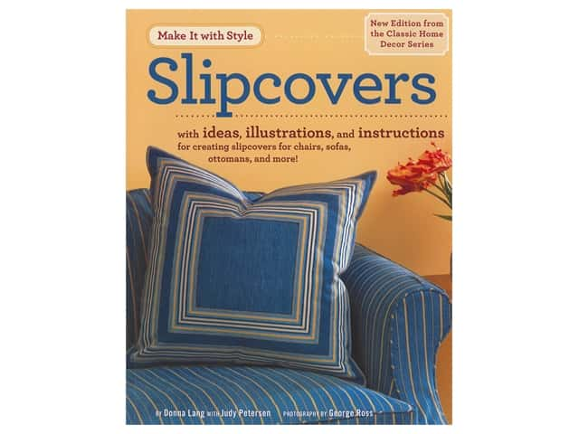 Potter Make It With Style Slipcovers Book