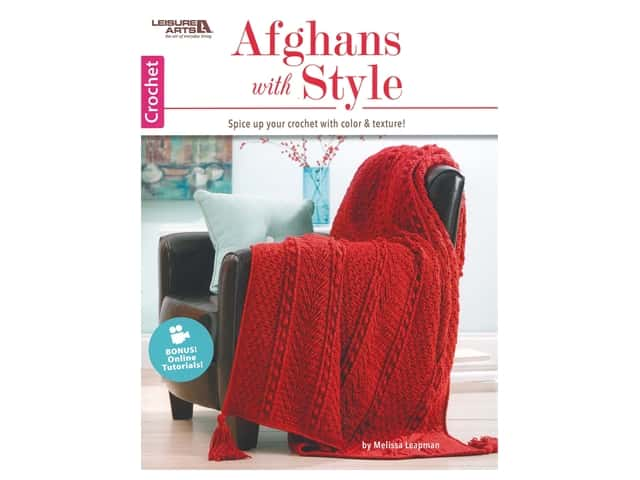 Afghans with Style Crochet Book
