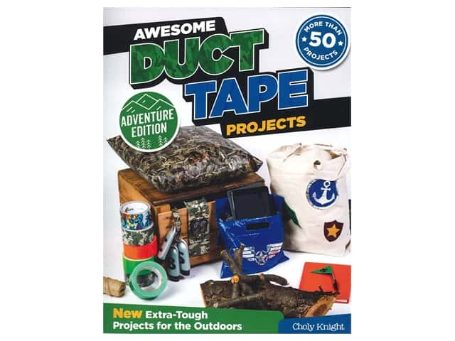 Design Originals Awesome Duct Tape Projects Book