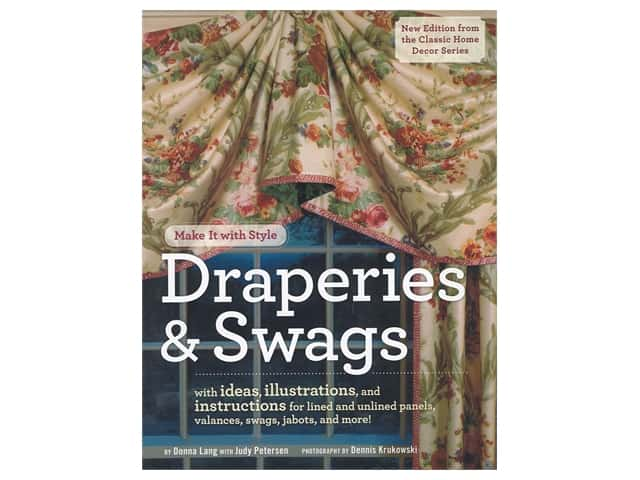 Potter Draperies & Swags Book
