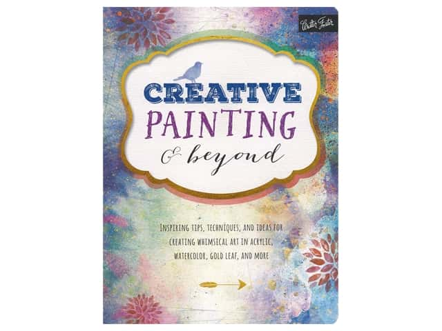 Walter Foster Creative Painting & Beyond Book