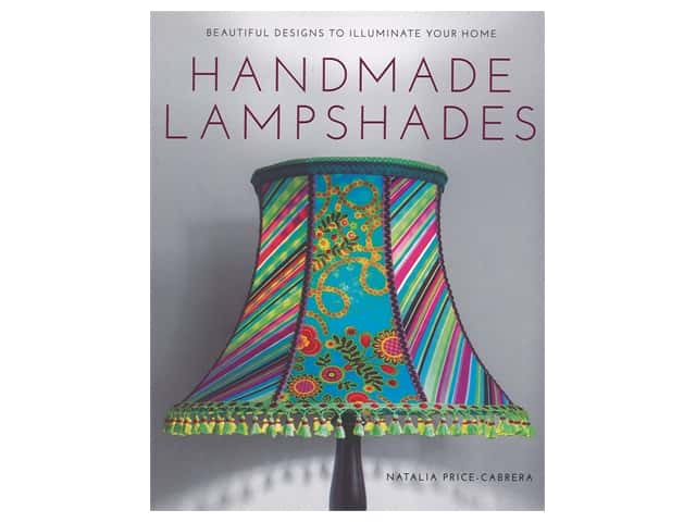 Guild of Master Craftsman Handmade Lampshade Book