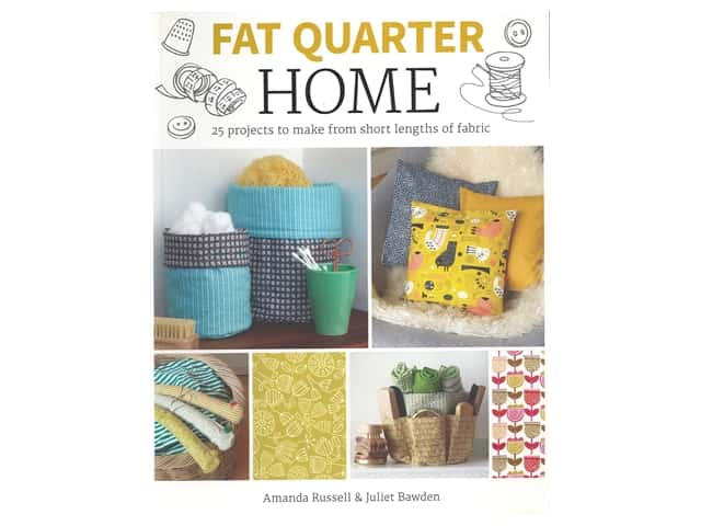 Guild of Master Craftsman Fat Quarter Home Book