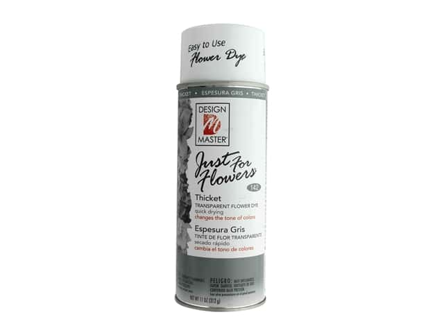 Design Master Just For Flowers Spray Dye 11 oz. #142 Thicket