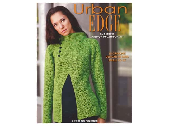 Leisure Arts Urban Edge Book