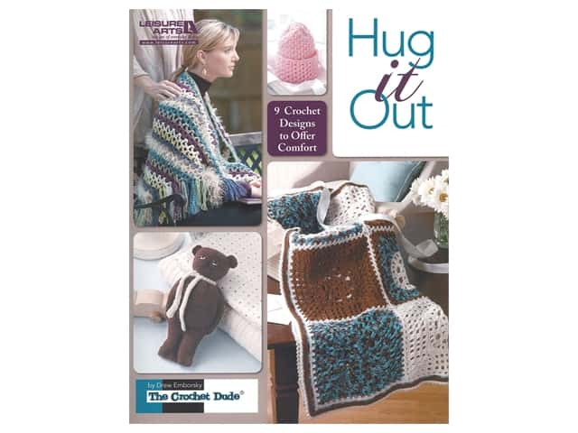 Leisure Arts Hug It Out Book