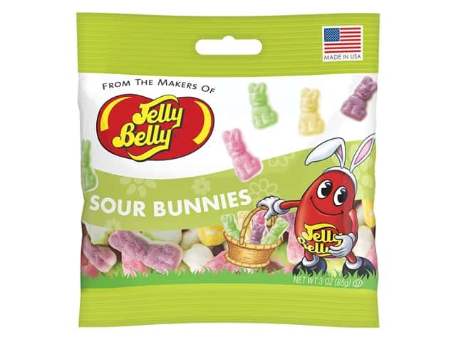 Jelly Belly Confections 3 oz Sour Bunnies