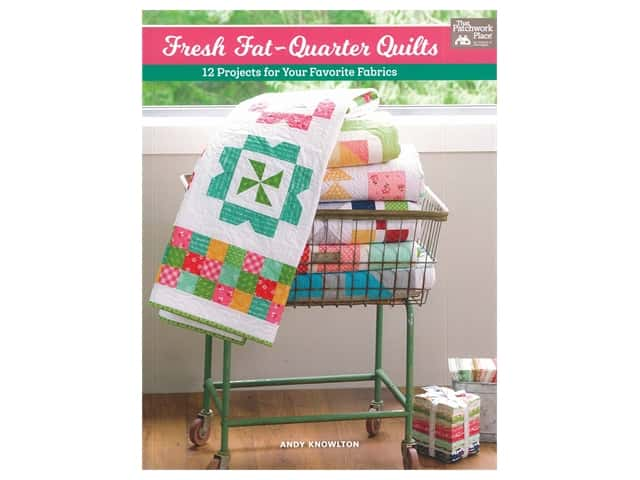 That Patchwork Place Fresh Fat-Quarter Quilts Book