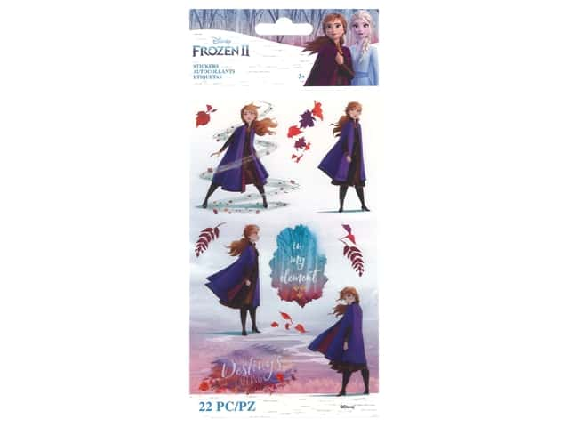 EK Disney Sticker Frozen II Anna