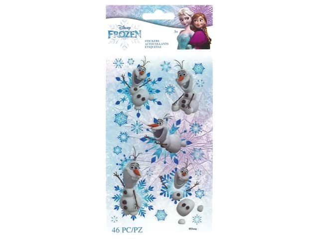 EK Disney Sticker Frozen Olaf