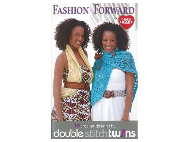 Coats & Clark Double Stitch Twins Fashion Forward Book