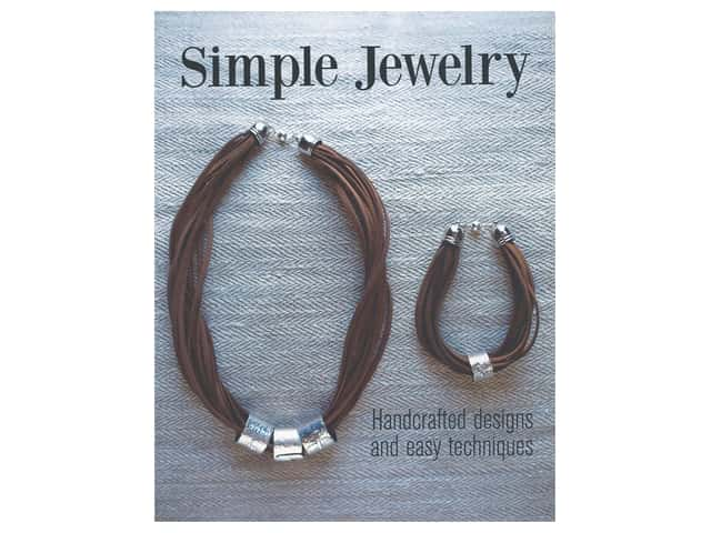 Guild Of Master Craftsman Publications Simple Jewelry Handcrafted Designs and Easy Techniques Book