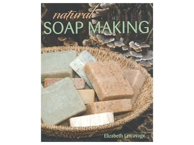 Stackpole Natural Soap Making Book