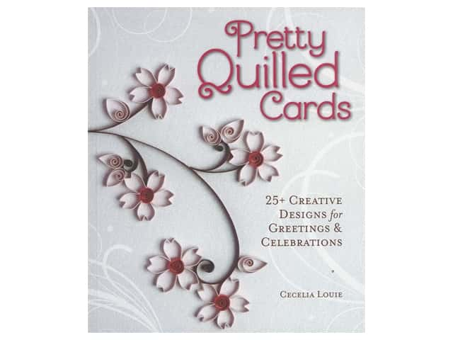 Lark Pretty Quilled Cards Book