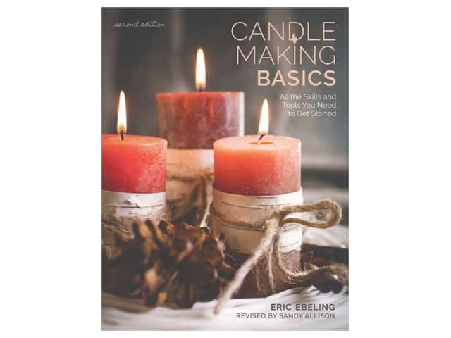 Stackpole Candle Making Basic Book
