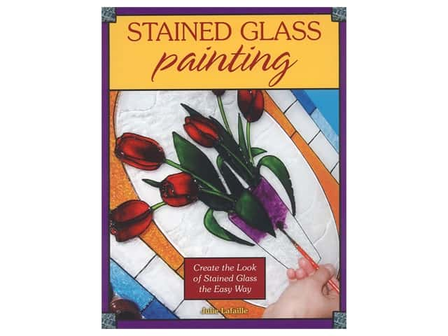 Stackpole Stained Glass Painting Book