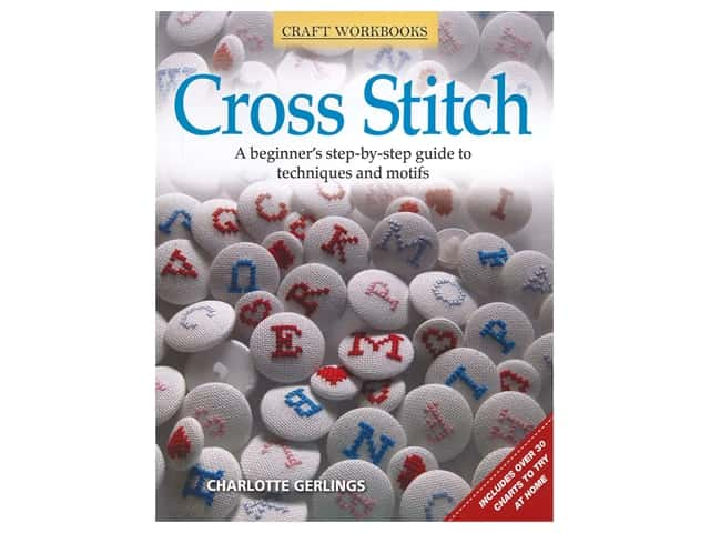 Fox Chapel Craft Workbooks Cross Stitch Book