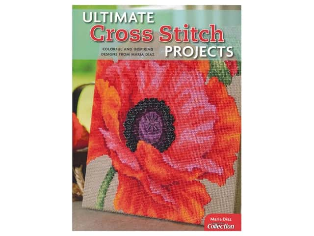 Design Originals Ultimate Cross Stitch Projects Book