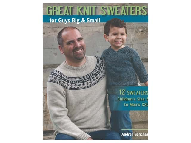 Stackpole Great Knit Sweaters For Guys Big and Small Book